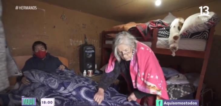 'Aquí Somos Todos' mostró duro caso de abuela que cuida a nietos con autismo: madre tendría COVID-19