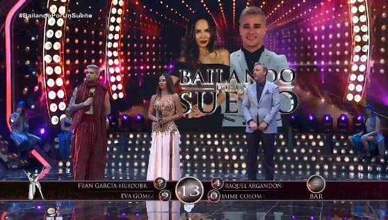 Raquel Argandoña protagonizó tenso cruce con coach de Jhendelyn Núñez en 'Bailando por un sueño'