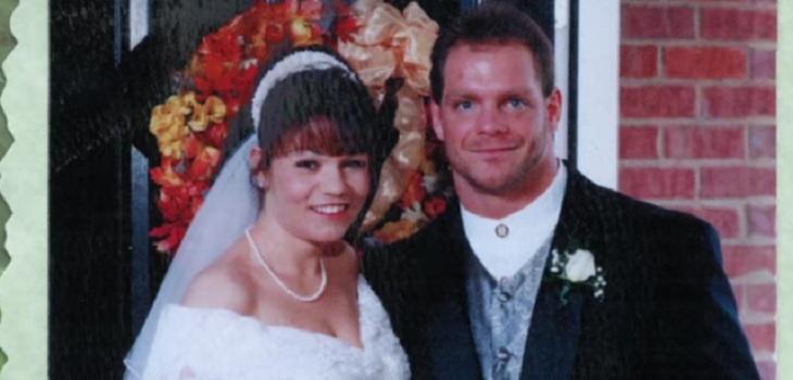 chris benoit y su esposa