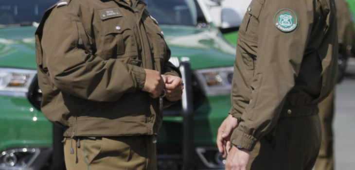 Carabinero fue atropellado tras intentar fiscalizar vehículo en Las Condes
