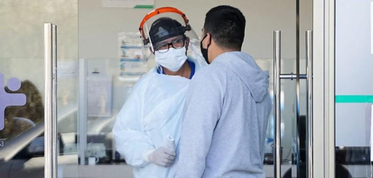 odontologos primera linea covid19