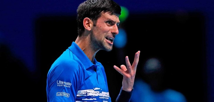 confirman nuevos casos de COVID-19 en torneo organizado por Djokovic