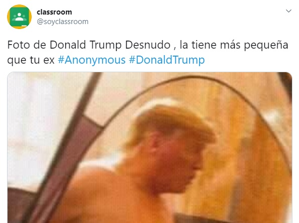 donald trump fake
