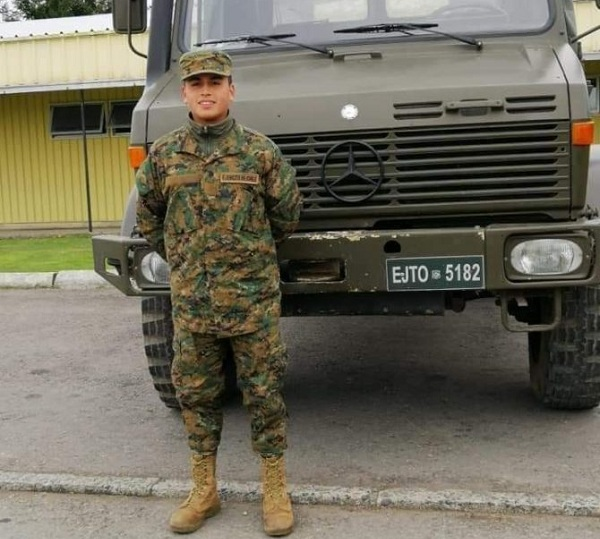 soldado muere atropellado toque de queda