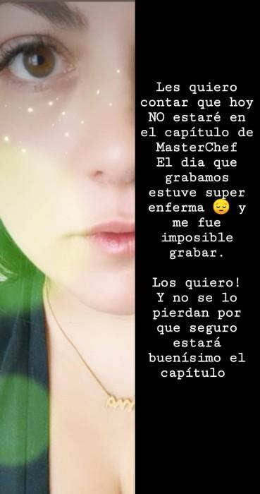 Fernanda Fuentes | Instagram