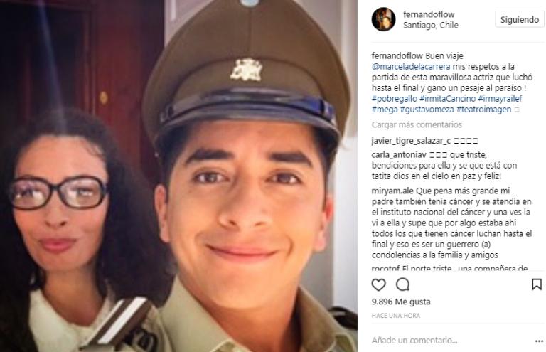 Fernando Godoy | Instagram