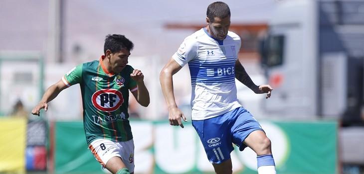 retorno futbol chileno