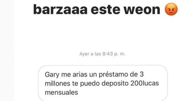 Gary Medel |Instagram