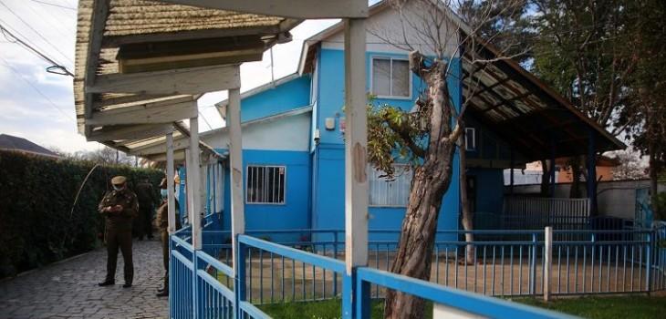 Gobierno interpondrá acción penal por funcionamiento de jardín infantil clandestino en Maipú