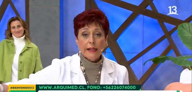 bienvenidos doctora herrera