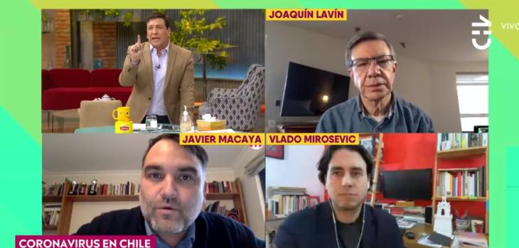 JC Rodríguez y diputado Macaya tiene arduo debate por gestión del Gobierno ante crisis: