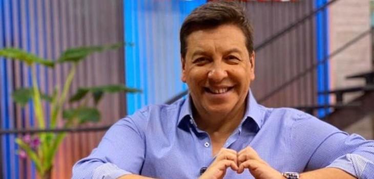 Julio César Rodríguez vuelve a CHV