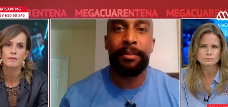 Exintegrante de 'Morandé' relató episodios de racismo policial sufridos en Estados Unidos