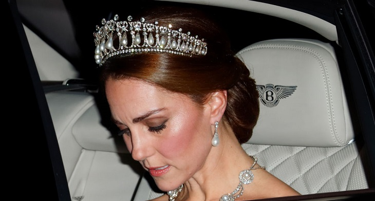 Tiara Lover Knot Kate Middleton