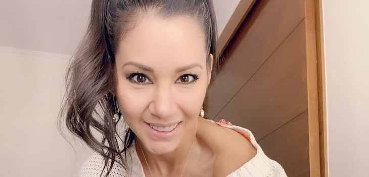 Mariuxi Domínguez y ejercicio doméstico
