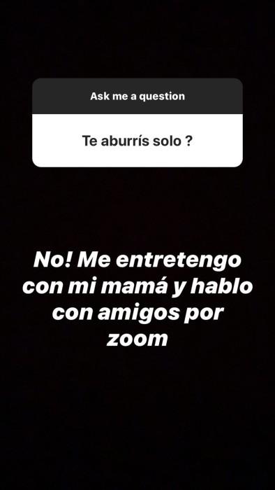 Máximo Menem habló de su tumor cerebral