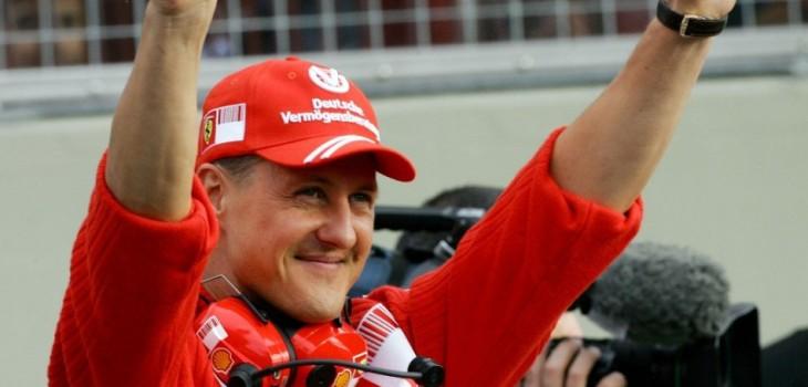Operación de Michael Schumacher