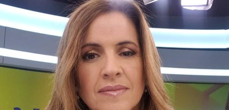 Monserrat Álvarez regresaría la próxima semana a chv