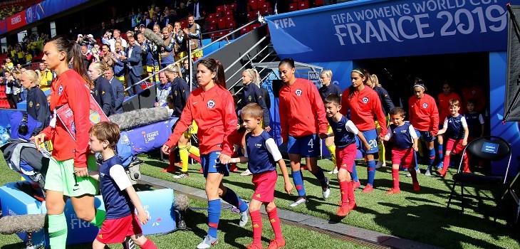 chile femenino en mundial de francia