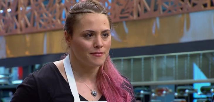 Natalia Duco preparó plato digno de restorán de Jorge Rausch y ganó preciado beneficio en MasterChef