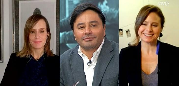 Soledad Onetto y Diana Bolocco
