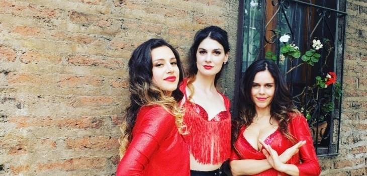 Paloma Moreno contó lo más difícil de grabar Gemelas