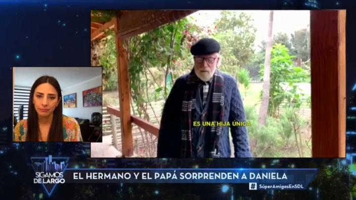 Papá de Daniela Castillo