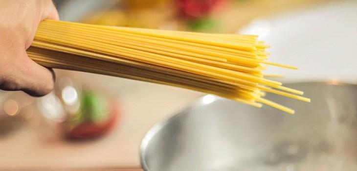 cocción de pasta