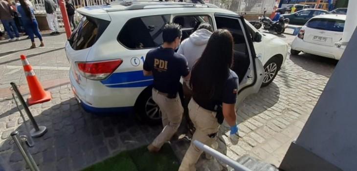 PDI detiene a hombre con más de 2 mil videos de pornografía infantil