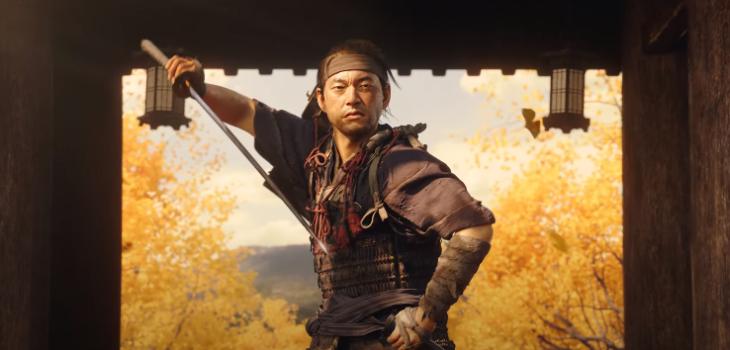 PS4 lanza cinematográfico tráiler 'Ghost of Tsushima': será estrenado en julio