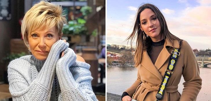 Kel lanzó furioso reto a Raquel Argandoña por foto de su madre en la calle