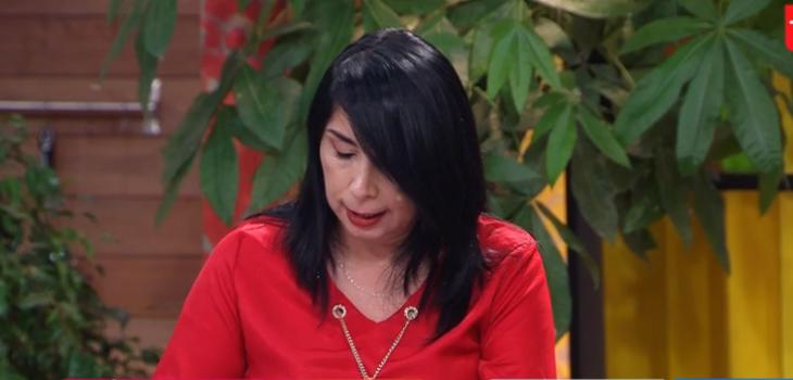 Karla Rubilar emocionada por muerte de alcalde de Tiltil