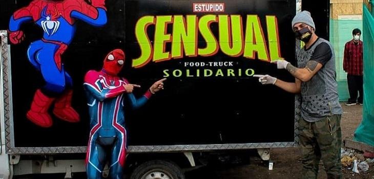 Instagram | Sensual Spiderman
