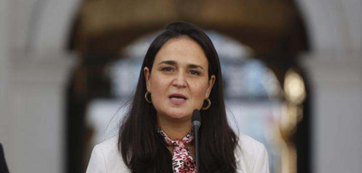Subsecretaria de la Niñez dio positivo por COVID-19: descartan contacto estrecho con Piñera