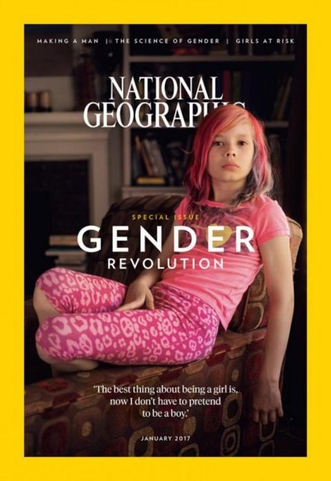 joshua safer y la identidad de género