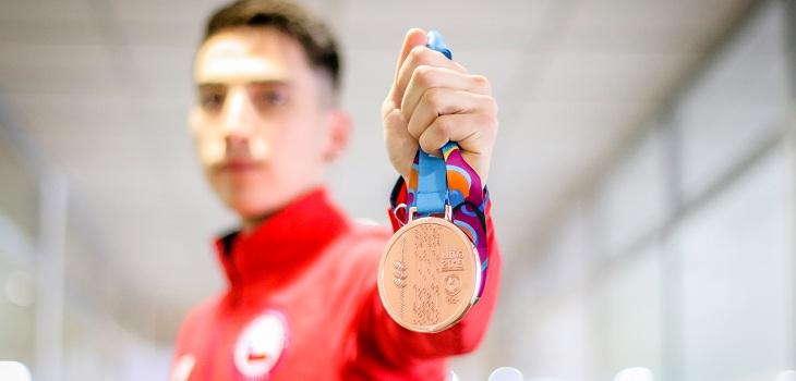 team chile medallas