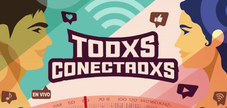 TVN transmitirá por su portal web festival digital Todxs conectadxs: