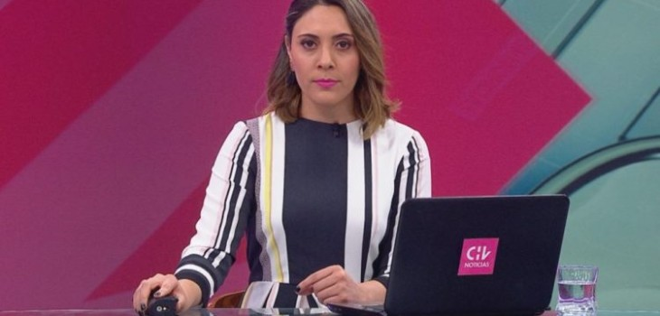 Periodista de CHV supera definitivamente el coronavirus