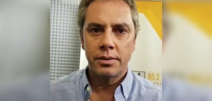 José Miguel Viñuela y estado de salud de su suegro contagiado por COVID-19