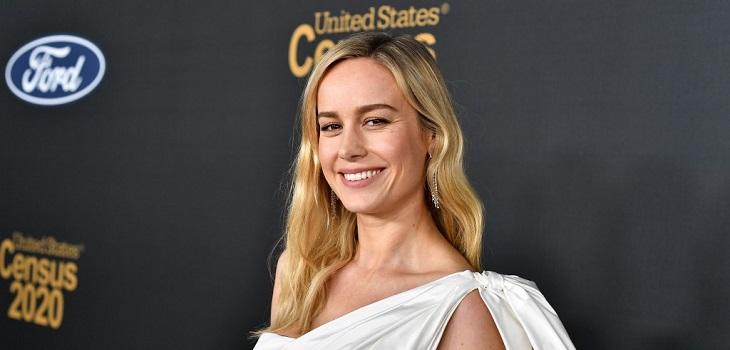 Brie Larson | Agencia AFP