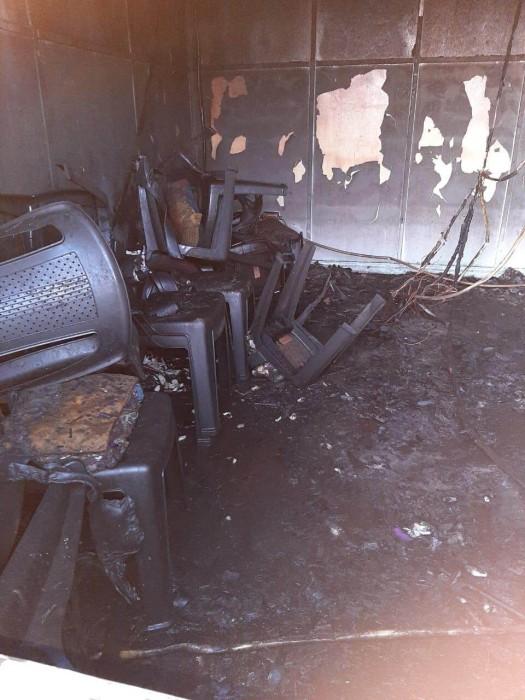 Incendio destruyó iglesia adventista en argentina se salvó la biblia