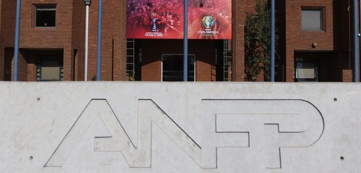 ANFP tendría fecha tentativa para la vuelta del fútbol