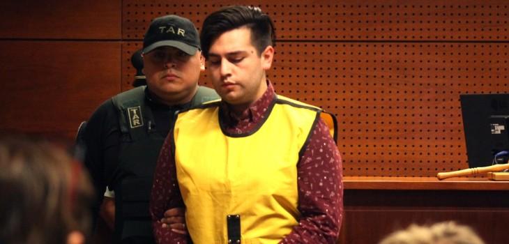 Caso Fernanda Maciel: Justicia rechaza solicitud de Felipe Rojas y seguirá en prisión preventiva