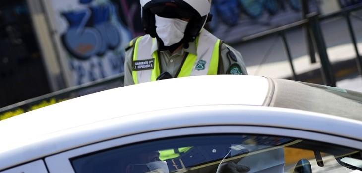 Insólita detención en Antofagasta por permiso temporal falso