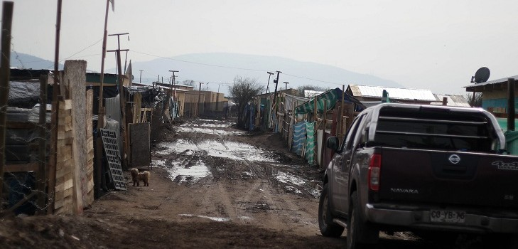 Inscripción de RSH en campamentos