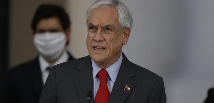 Piñera anuncia plan fortalecido de protección a la clase media