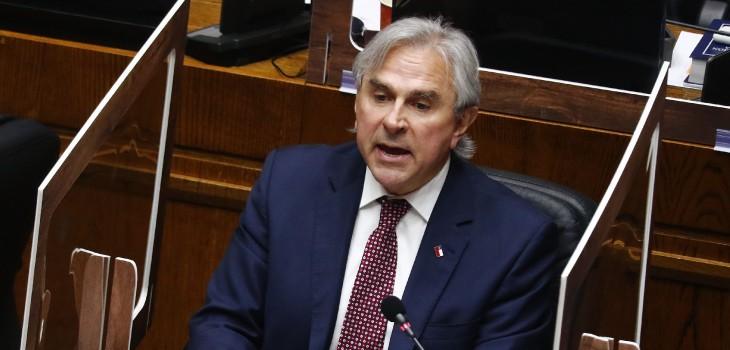Iván Moreira defendió voto a favor del retiro de 10%: aludió a Dalai Lama y envió mensaje a Piñera