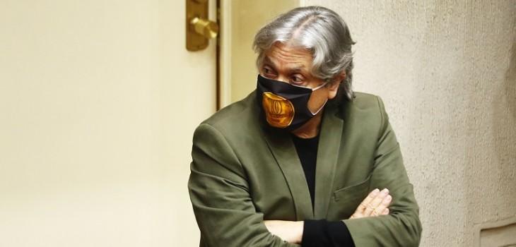 Senador Navarro emplazó duramente al ministro Briones