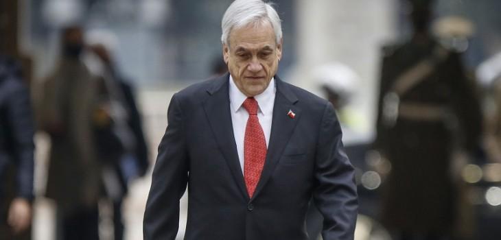 Piñera anuncia medidas sanitarias para que exista la