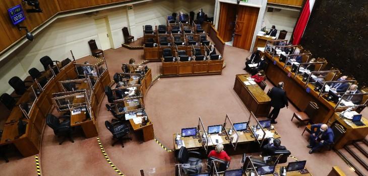 Senado rechaza veto presidencial a proyecto que suspende corte de servicios básicos durante pandemia